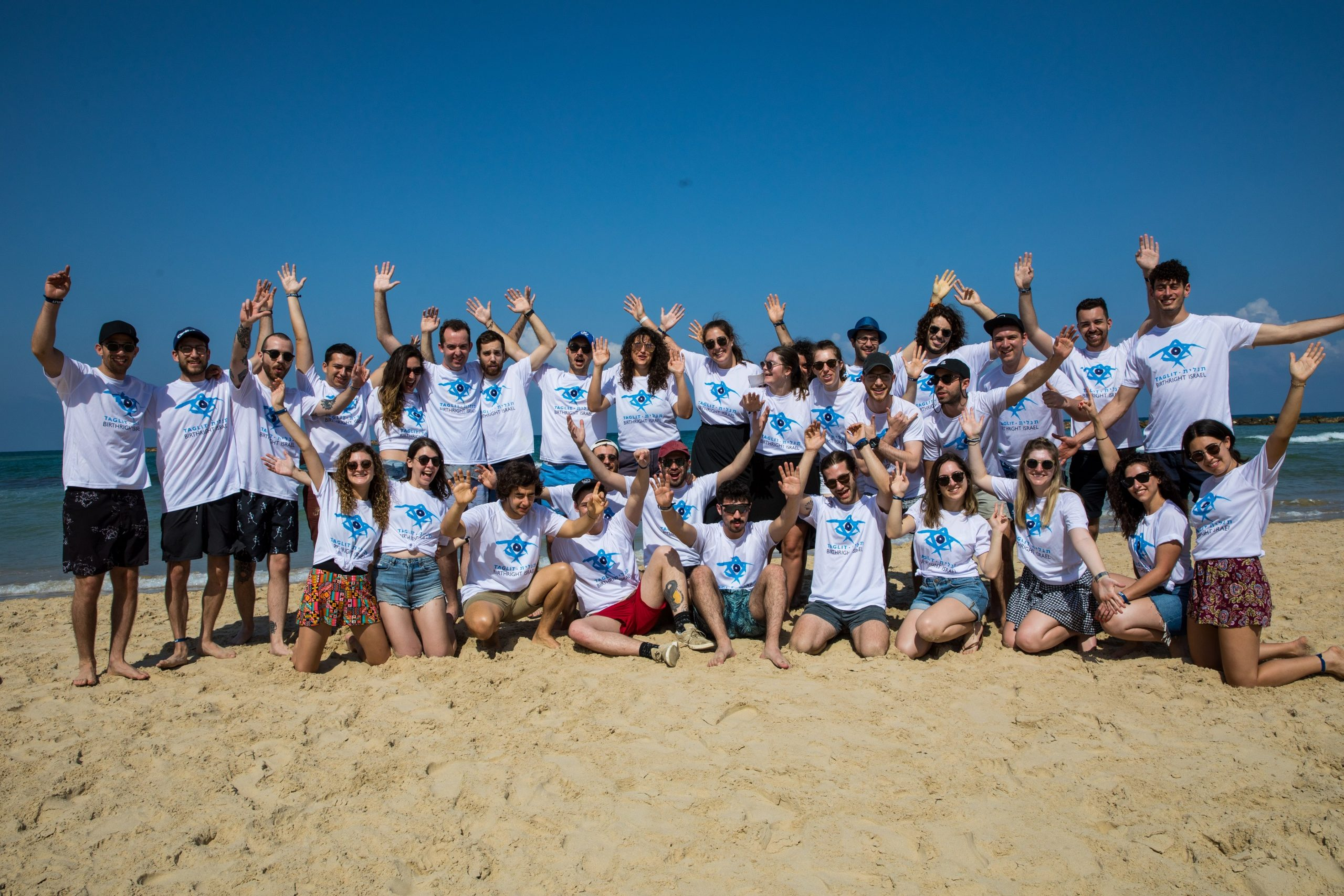 Israel Programs - Taglit-Birthright Israel